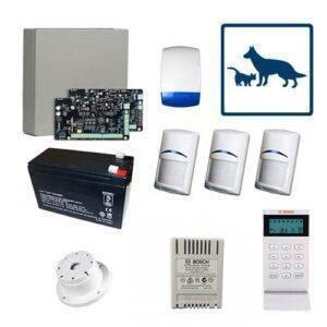 Bosch 3000 Alarm System 3 Pet Tritech Kit