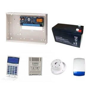 Bosch 6000 Alarm System No Detector Kit