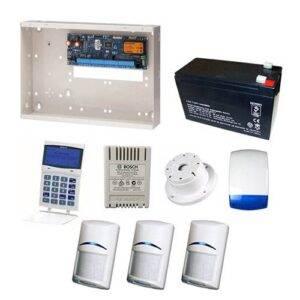 Bosch 6000 Alarm System 3 PIR Kit