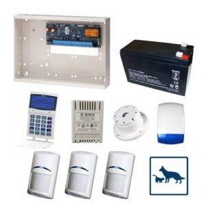 Bosch 6000 Alarm System 3 Pet Tritech Kit
